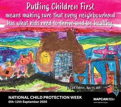 Kids College supports NAPCAN child protection week